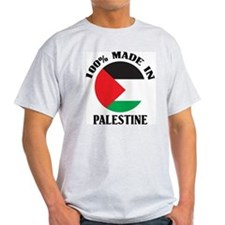100% Made In Palestine T-Shirt