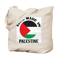 100% Made In Palestine Tote Bag