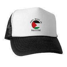 100% Made In Palestine Trucker Hat