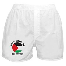 100% Made In Palestine Boxer Shorts