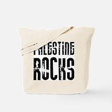 Palestine Rocks Tote Bag