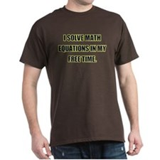 Math Equations T-Shirt