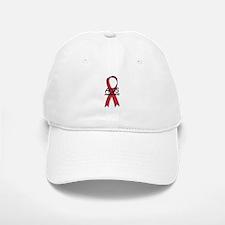 Aids Awareness Baseball Baseball Cap