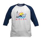 Rincon Puerto Rico logo Baseball Jersey