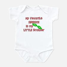 Little Brother Sidekick Infant Bodysuit