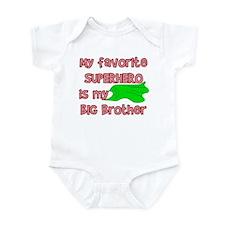 Big Brother Superhero Infant Bodysuit