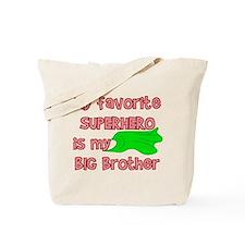Big Brother Superhero Tote Bag