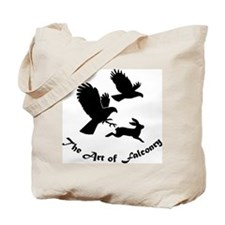 Art of Falconry-HH Tote Bag