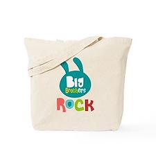 Big Brothers Rock Tote Bag