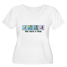 365 days a year (woman) T-Shirt