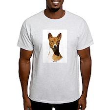 Basenji 9L034D-09 T-Shirt