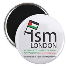 ISM LONDON Magnet