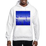 108b.grampa to be [blue on bl Hooded Sweatshirt