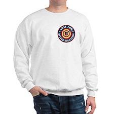 Vote for Better Education Sweatshirt