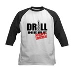 Drill Here and Now Kids Baseball Jersey