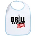 Drill Here and Now Bib