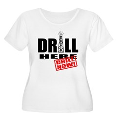 Drill Here and Now T-Shirt