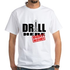 Drill Here and Now Shirt
