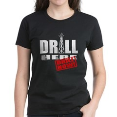 Drill Here and Now Tee