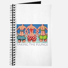 Taking the Plunge - Beach Journal