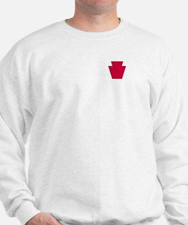 2-Sided 28th Infantry Division (1) Sweatshirt