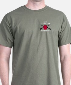 28th Infantry Division (1) T-Shirt