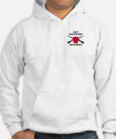 28th Infantry Division (1) Hoodie