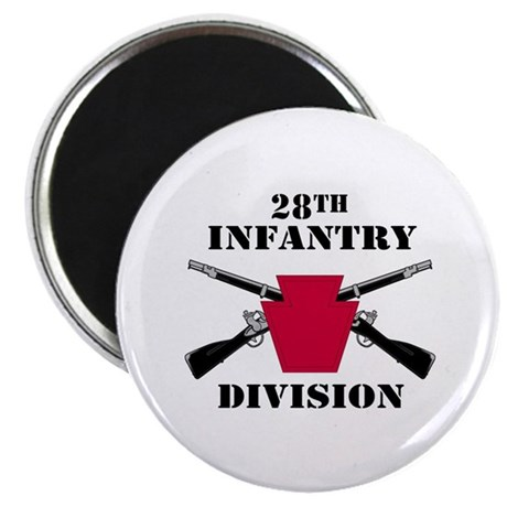 28th Infantry Division (1) Magnet