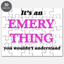 It's an Emery thing, you wouldn't u Puzzle