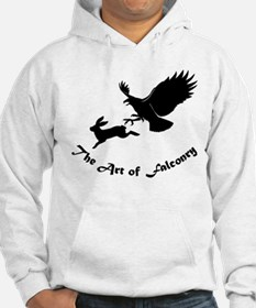 Art of Falconry - Redtail hawk Hoodie