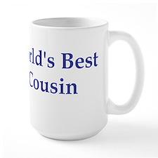 World's Best Cousin Mug