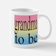 109b. grandma to be [black on Mug