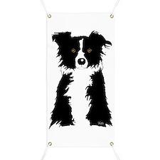 Border Collie Banner