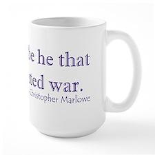 """""""Accursed be he..."""" Mug"""