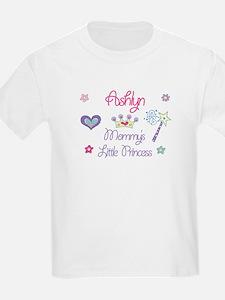 Ashlyn - Mommy's Princess T-Shirt
