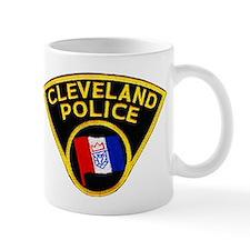 Cleveland Police Mug