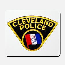Cleveland Police Mousepad