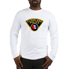 Cleveland Police Long Sleeve T-Shirt