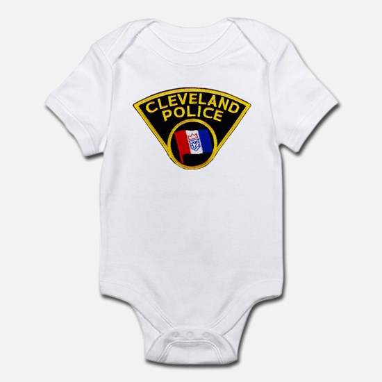 Cleveland Police Infant Bodysuit