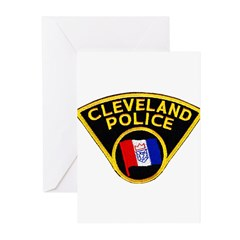 Cleveland Police Greeting Cards (Pk of 10)