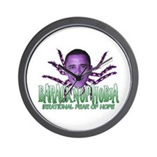 Baracknophobia Wall Clock