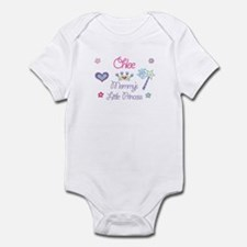 Chloe - Mommy's Princess Infant Bodysuit
