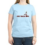 One track mind Women's Light T-Shirt