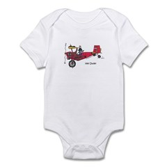 Hey Dude Infant Bodysuit