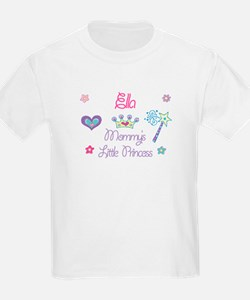 Ella - Mommy's Princess T-Shirt