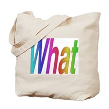 What Trouble Tote Bag