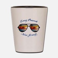 Cool Summer Shot Glass