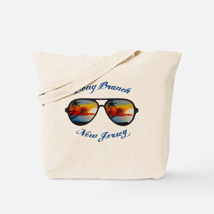 Cute City long beach ca Tote Bag