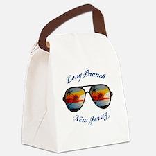 Cute Summer Canvas Lunch Bag