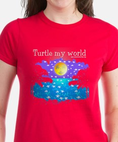 Tropical Turtle Tee